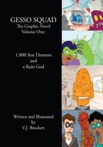 GESSO SQUAD Book 1